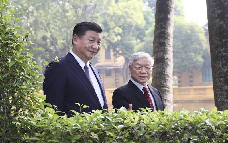 VNTB – Việt-Trung giải quyết tranh chấp 'đúng cách'