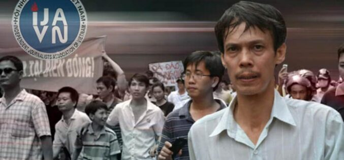 RSF concerned by prominent dissident journalist's arrest in Vietnam