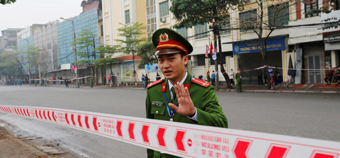 CPJ – Journalist Pham Chi Dung detained on anti-state charges in Vietnam