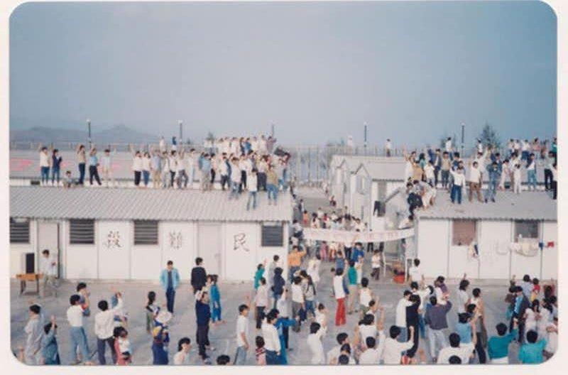 tị nạn